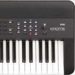 KORG Krome Vue droite clavier