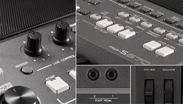 Live Control et styles DJ