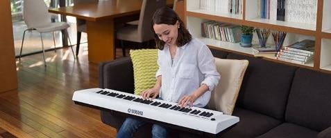 Yamaha Piaggero NP32 simplicité et liberté
