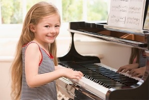Guide piano enfant