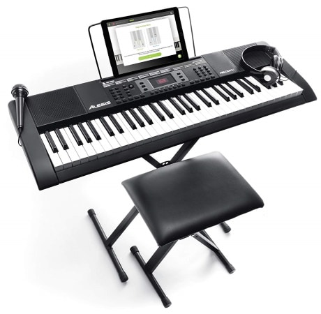 Piano pour débuter ALESIS MELODY 61 MKII commencer apprentissage top 5