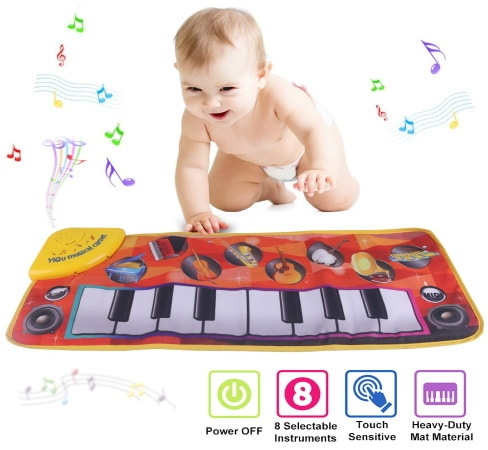 Clavier bébé électronique PROACC numérique top 4
