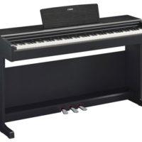 Piano pour débuter YAMAHA ARIUS YDP 144 B noir mat top 5