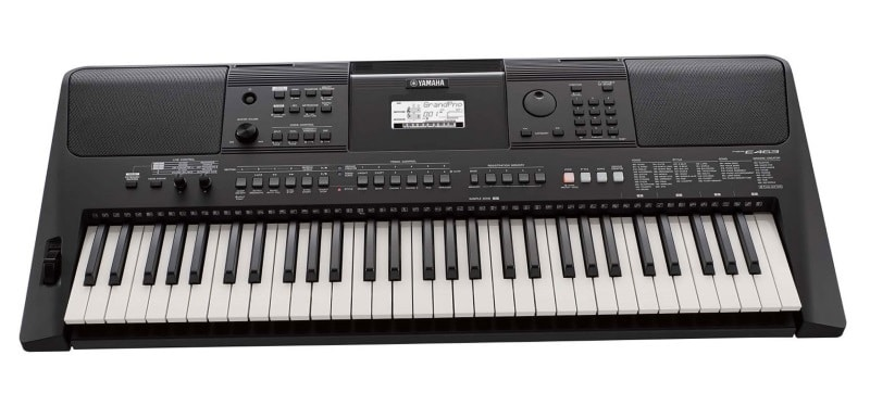 Clavier Piano Numérique Arrangeur Yamaha PSR E 463