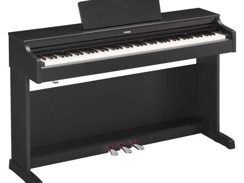 Clavier Piano Numérique Meuble Yamaha Arius YDP 163 B