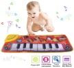 Piano pour enfant PROACC, tapis clavier pour apprendre jouer notes de musiques aux gamins, jouet musical idéal pour découvrir son du piano