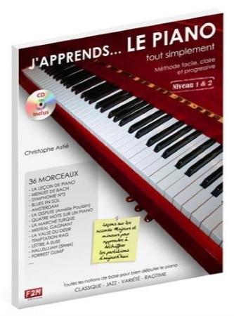 Méthode pour apprendre à jouer au piano simplement TOP 5