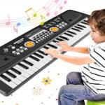 Les 4 Meilleurs Piano Enfant ou Bébé (garçon ou fille, de tout âge)