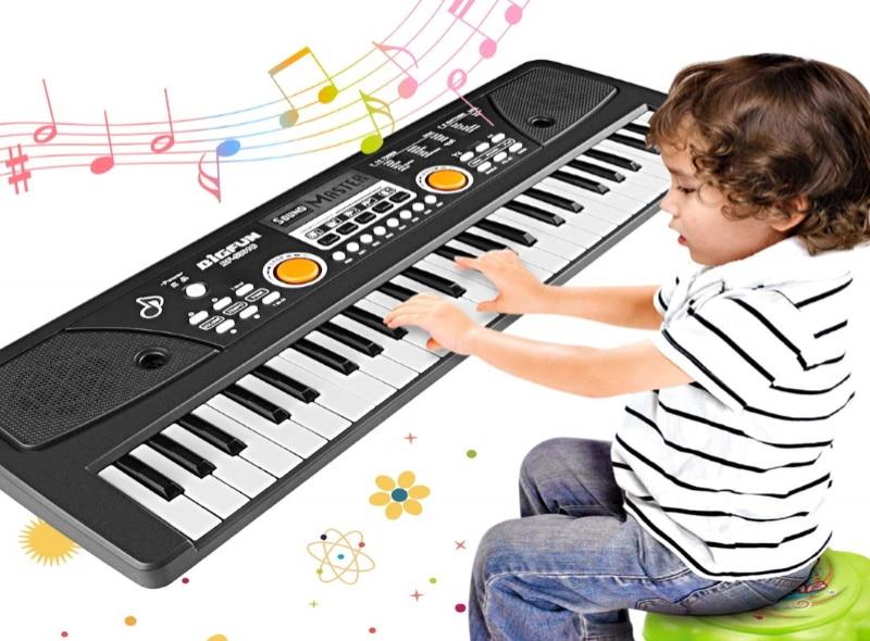 Meilleurs clavier pour enfant TOP 4